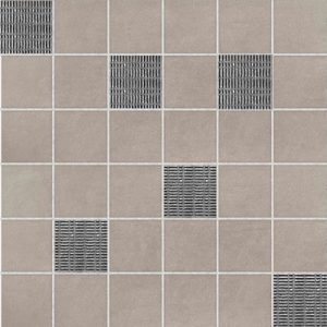 Babel Gray Mosaic گری ۳۳x۳۳