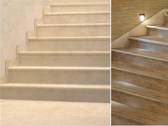 پله های پرسلانی