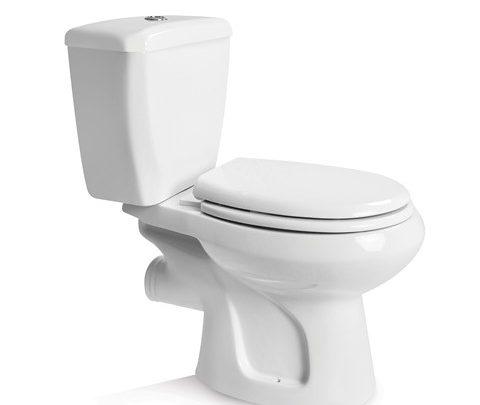 توالت فرنگی دو تکه آیدا