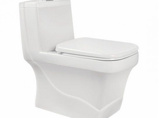توالت فرنگی کرون