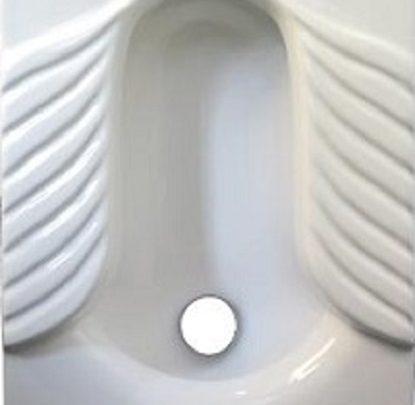 توالت گاتریا ابرویی بزرگ طبی کد محصول : product_70