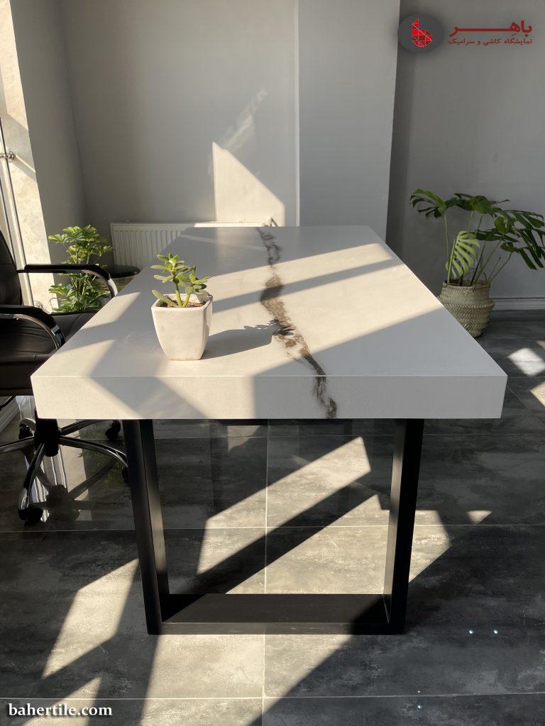 ساخت میز سرامیکی در کرج