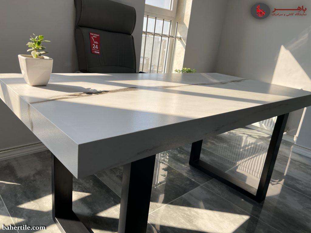 ساخت میز سرامیکی در استان البرز