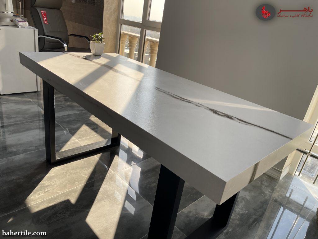 ساخت میز سرامیکی در تهران